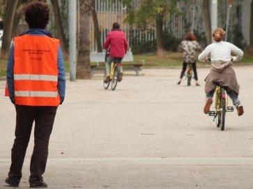 Curs d'aprendre a anar en bici Bàsic I Cod. V-183