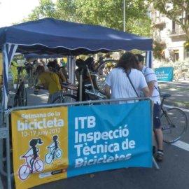 ITB, Inspècció tècnica de la bicicleta