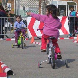 Circuït infantil d'educació vial (3 a 6 anys)