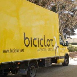 Lloguer i transport de  bicicletes