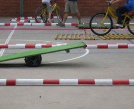Circuit d'habilitat en bicicleta