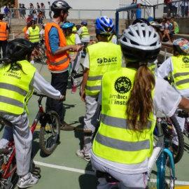 Conducció segura en bicicleta per a escolars