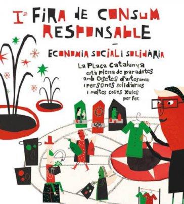 Compres de Nadal a la 1a Fira de Consum Responsable