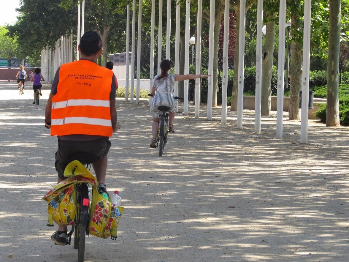 Curs Bàsic I Anar en Bici