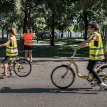 Les entitats de formació en ciclisme urbà impulsen el mètode 1BICI+