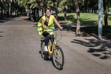 Curs d'aprendre a anar en bici Bàsic I Cod. V-181