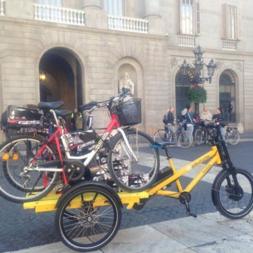 Imagina el teu negoci sobre rodes, Biciclot el fa realitat amb les cargo bike Radkutsche