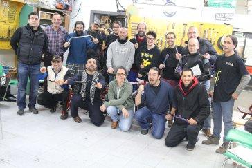 El curs d'auxiliar de manteniment i reparació de bicicletes ja està en marxa