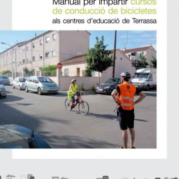 Manual per impartir cursos de conducció de bicicletes a l'escola