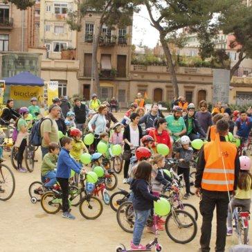 Biciclot se sumà a la 2a Setmana del Camí escolar