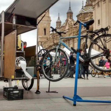 """Biciclot present a """"La Ciutat de les Bicis"""""""