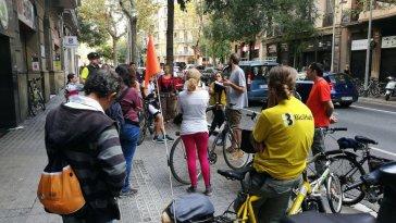 BICIBARRIS 2017: La qualitat de l'aire de Barcelona