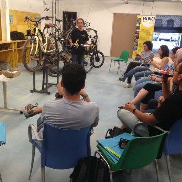 Estrenem Can Picó amb el Curs 'Auxiliar en Manteniment i Reparació de Bicicletes'