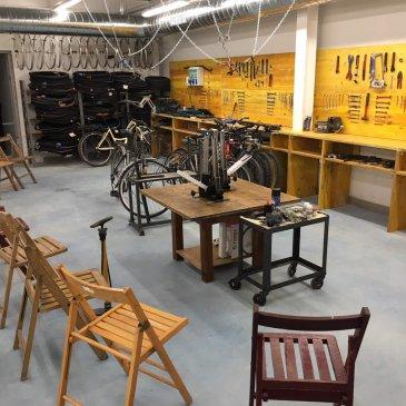 Biciclot desplega els seus serveis a la nova seu de Can Picó