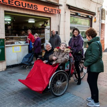 El 13 i 14 d'abril aterra a Barcelona la Trobada Internacional del projecte 'En bici sense edat'