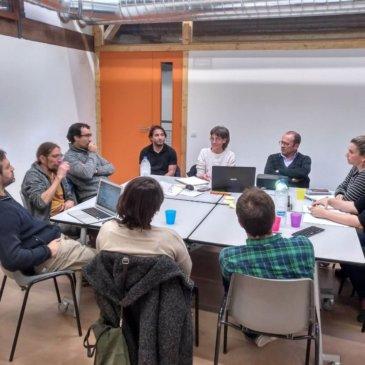 Biciclot i Barabara engeguen el procés participatiu per a dissenyar el BiciHub