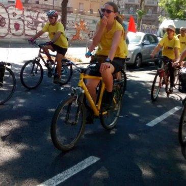 Vine a fer de voluntari/a la Festa de la Bici i pedala amb nosaltres