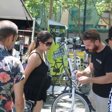 Biciclot present un cop més a la Setmana de la Mobilitat Sostenible i Segura
