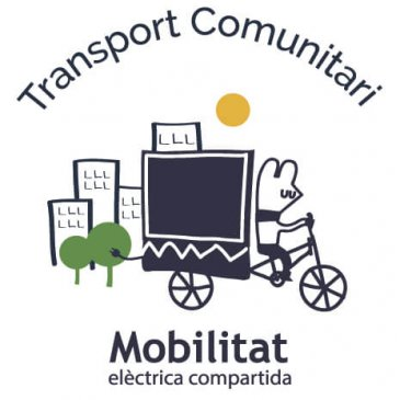 Posem en funcionament el primer transport comunitari a Sants