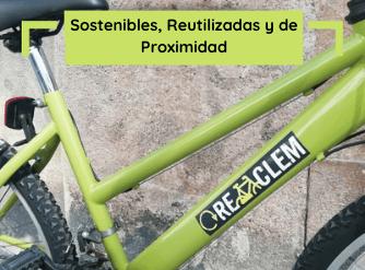 4. Pedalea con la Bici Rebiciclem