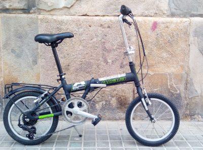 Bici plegable Atala