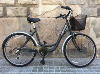 Passeig- A cop de pedal