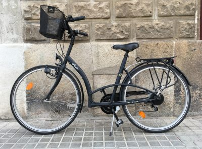 Btwin City bike – Passeig